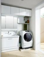 C 洗面脱衣室