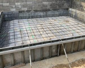 新築工事防湿シート