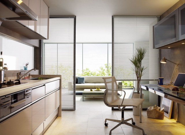 PLAN6/自分の時間を大切にする、個性的なキッチン空間へ【クリナップ】SSシリーズ・ライトパッケージ
