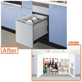 食器洗い乾燥機1