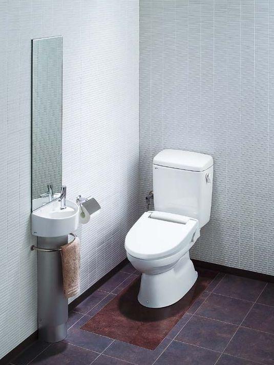 アメージュC便器(床排水・手洗なし)【INAX】