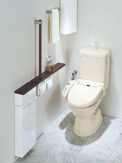 アメージュC便器(床排水・手洗付)【INAX】