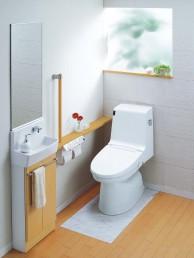 アメージュZ シャワートイレ【INAX】