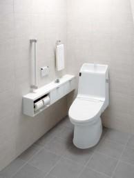 アメージュZ シャワートイレ0.5坪床排水手洗付セットプラン【INAX】