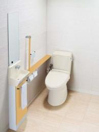アメージュZ便器0.5坪床排水手洗なしセットプラン【INAX】