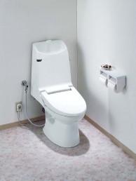マンションリフォーム用 アメージュV シャワートイレ 床上排水155タイプ【INAX】