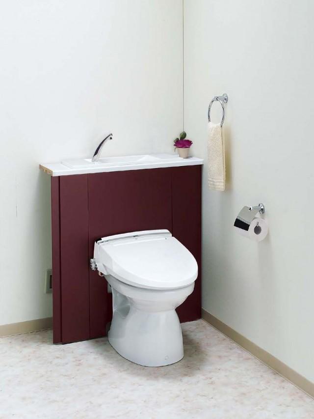 マンションリフォーム用 ピタ 床上排水155タイプ【INAX】