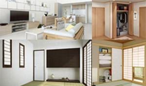 室内改装・内装・収納画像