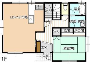 kannabekawaminami1490madori1F-j