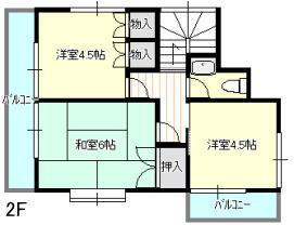 kannabekawaminami1490madori2F-j