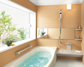 快適バスルーム2