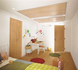 部屋を健康的に保つパネル1