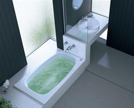 いものホーロー浴槽2
